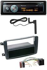 Pioneer CD USB Bluetooth DAB MP3 Autoradio für Mercedes C-Klasse W203 CLK W209 V