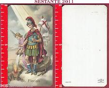 2371 SANTINO HOLY CARD S. ST. FLORIAN FLORIANO FRATELLI BONELLA 400 - 276