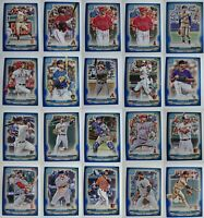 2020 Topps Gypsy Queen Blue Parallel Complete Your Set You U Pick From List /150