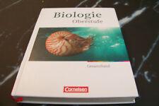 BUCH - BIOLOGIE - OBERSTUFE - GESAMTBAND - CORNELSEN - SEHR GUT
