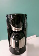 Rare NEW in Original Box GRUNDIG PREMIUM LINE Coffee Maker - 6 Cups - KM 5040U