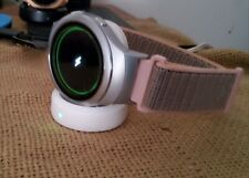 Samsung Gear S2 USED - silver/white 3 bands ATT