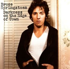 """- Bruce Springsteen-Darkness on the Edge of Town CD (1978) incl. """"Badlands"""""""
