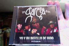 Los Garcia Bros.- Yo y Mi Botella de Vino- used CD- good shape- rare?