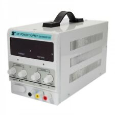 30 V 10 A Adjustable DC Stabilizer Power Supply qw-ms3010d (UE standard) White NEUF