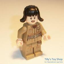 Lego Star Wars Minifig - Rose Tico With Two Faces - ID SW857 - NEW RARE