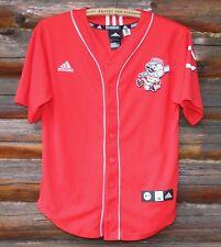 Cincinnati Red Adidas Brandon Phillips  4 Boys Girls Youth 10 12 Baseball  Jersey c2b6a42e672