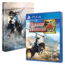 Dynasty Warriors 9 + Steelbook PS4 Game