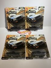 2020 HOT WHEELS - FAST & FURIOUS - '87 BUICK GRAND NATIONAL GNX - LOT OF 4 VHTF