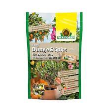 NEUDORFF-Azet DüngeSticks für Zitruspflanzen 40 St.-80g Orangen Zitronen Citrus
