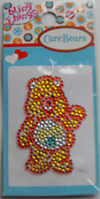 Friend Bear Crystal Applique Cell Phone BLING THING Care Bear Sticker Decal