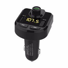 Lcd Car Mp3 Fm Transmiter Modulator Mp3 Player Usb Sd Remote Green