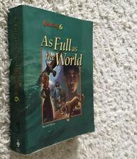 BJU Bob Jones 6th grade READING 6 As Full As the World Student Text Textbook