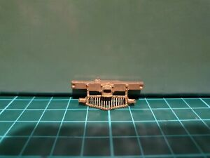 Cow Cather For American Steam Locomotives. Brass Detail Parts. Ho Scale