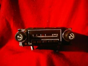 1970 CHEVROLET AM RADIO WORKING