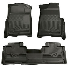 Floor Liner Husky 98341 fits 09-14 Ford F-150