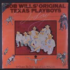 BOB WILLS' ORIGINAL TEXAS PLAYBOYS: Today LP Sealed Country
