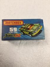 Matchbox Superfast Planet Scout