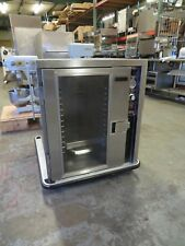 FWE TS-1826-7L 1/2-Height Mobile Heated Cabinet w/ (5) Pan Capacity, 120v