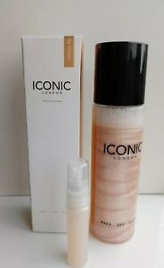 Iconic London Prep - Set - Glow Spray 5ml Sample Shade Original