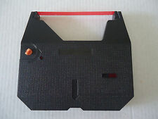COMPATIBLE PANASONIC R & BROTHER AX SERIES RED TYPEWRITER RIBBON C/C