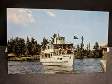 Boat ARGYLE II, Kenora, Ontario, Canada Naval Cover 1966 Lake of the Woods