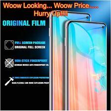 Screen Protector Glass Hydrogel Film for Samsung Galaxy  J2 J3 J5 J7 A3 A5 A7 S7