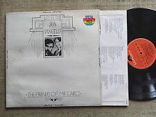 Jon And Vangelis - The Friends of Mr Cairo - LP