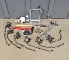 Montana Traps1.5 Fox Trapping Package, trapping, Coon, Fox, Badger.