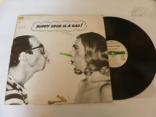 THE BUDDY ODOR STOP - Buddy Odor Is A Gas! - 1979 Dutch 14-track LP