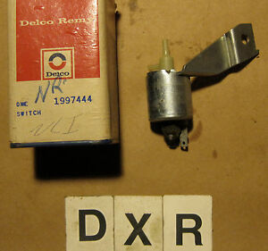 OE 1971 1972 1973 1974 Buick Spark Control Solenoid ~ GM Part # 1997444