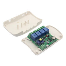 Geekcreit® USB 5V Or DC 7V-32V DIY 4 Channel Jog Inching Self-locking WIFI