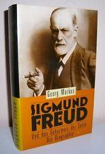 Georg Markus SIGMUND FREUD Und das Geheimnis der Seele Die Biographie