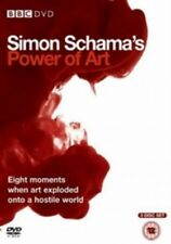 Simon Schama The Power of Art The Complete BBC Series New DVD