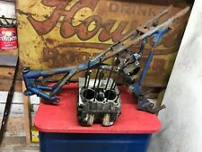 Honda CB77 305 Superhawk Frame and Engine Cases  CB 77  CL Vintage