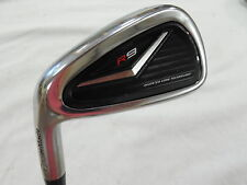 Used LH TaylorMade R9 Single 6 Iron Dynamic Gold SL R300 Regular Flex Steel