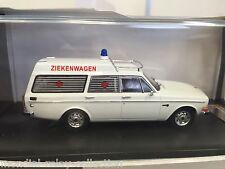 Volvo 145 Express 1971 Ambulance - 1/43 IXO PREMIUM X VOITURE DIECAST - PRD319