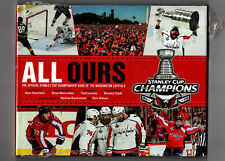 All Ours 2018 Washington Capitals Stanley Cup Championship Book New Shrink Wrap