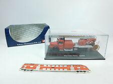 Bb239-2# SCHUCO 1:43 03091 Mercedes-Benz/MB l6600 Pompiers/FW, Neuw + neuf dans sa boîte