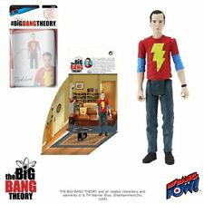 Bif Bang Pow Big Bang Theory Sheldon Shazam 3 & 3/4-Inch Figure