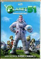 PLANET 51 - NON SIAMO SOLI (2009) di Jorge Blanco - DVD EX NOLEGGIO - MONDO H.E.