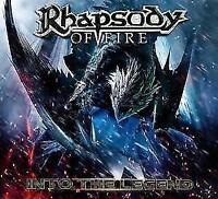 RHAPSODY OF FIRE - INTO THE LEGEND - Digipak-CD - 884860146722