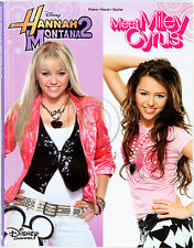 New HANNAH MONTANA 2 MEET MILEY CYRUS EASY GUITAR Lyrics Music BOOK