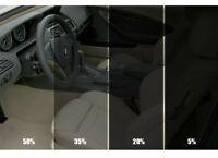 Qualite Professionnelle Film Teinté Pellicule Vitres Auto Noir 35% 76cm  X 3m