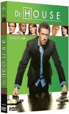 4998 // DOCTEUR DR HOUSE  SAISON 4 COFFRET 5 DVD NEUF SOUS BLISTER