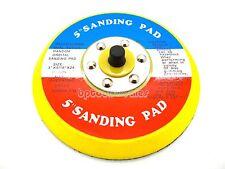 "5"" Sanding Dual Action Random Orbital Sanding Pad 12000RPM Palm Sander Pad"