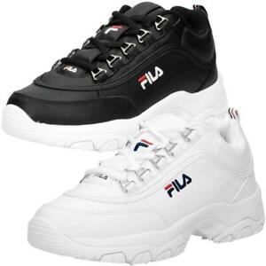 Fila Strada Low Wmn Damen Sneaker Schuhe Sportschuhe Turnschuhe Freizeitschuhe