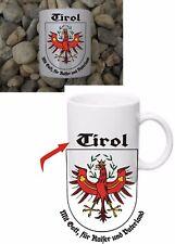 Tirolo Austria KuK caffè BICCHIERE TAZZA MONARCHIA IMPERO WWI WK1 Coffee Mug