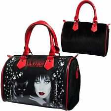 NUOVO KREEPSVILLE 666 Elvira PELLICCIA BLACK CAT Borsetta Borsa Gotico Punk Emo Fashions