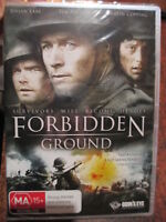 Forbidden Ground Australian WW1 Movie known as Battle Ground in USA DVD
